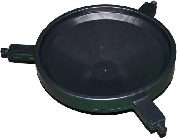 Wasserteller-Ersatzteil für Siphontränke