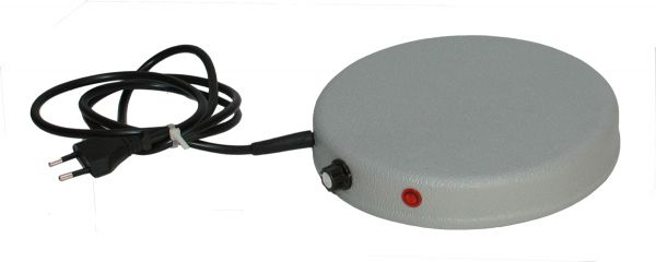 Heating plate for drinker with thermostat - Ø 19 cm