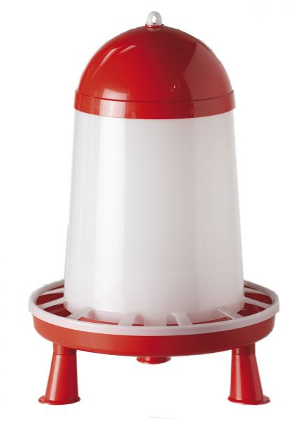 Plastic feeder with feet (8 kg)
