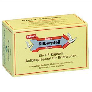 Silberpfeil Reise 1 pills - 45 pieces