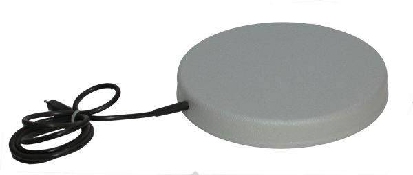 Heating plate for drinkers without thermostat - Ø 25 cm -