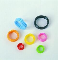 Spiralringe aus Kunststoff (22mm) - Bild 1