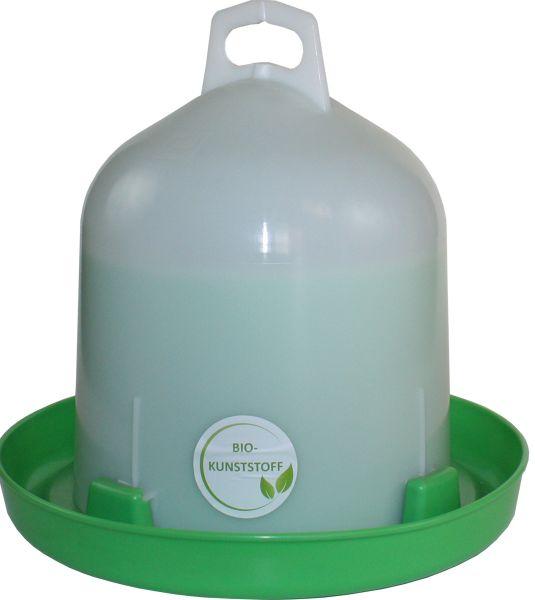 Poultry drinker - Bio plastic (6 l)