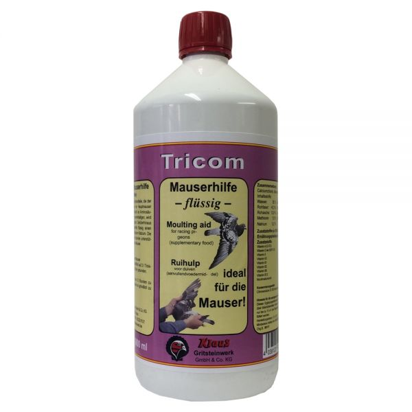 Tricom – Mauserhilfe flüssig