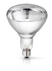 Wärmelampe Infrarot - klar (250 Watt) - Bild 1