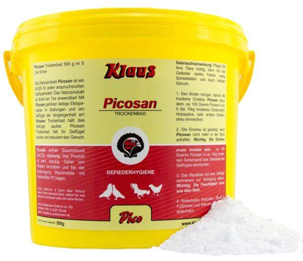 Picosan-Trockenbad Ungeziefermittel (500g)