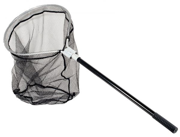 Fangnetz-Kescher mit Teleskopstange Ø 50 cm