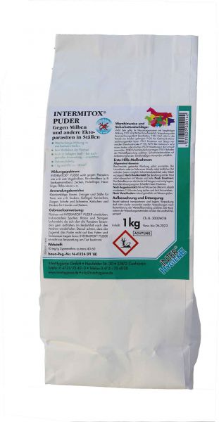 Intermitox insecticide powder (1.000g)