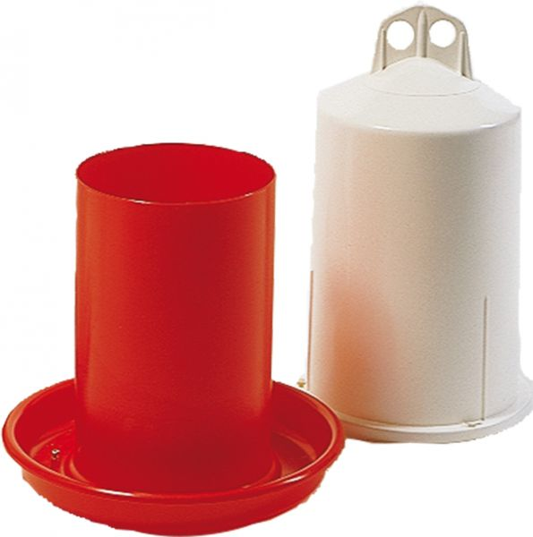 Plastic drinker for poultry (7l)