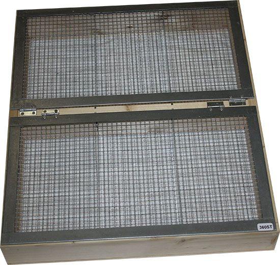 Stammschlupfhorde 45 x 51,5 cm - Bild 1