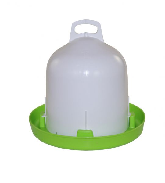 Poultry drinker (6) - light green