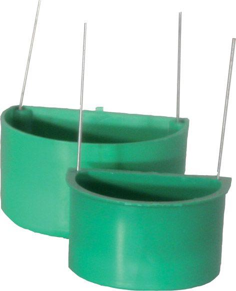 Trinkgefäß / Futtergefäß für Sittiche - (150ml) - Bild 1