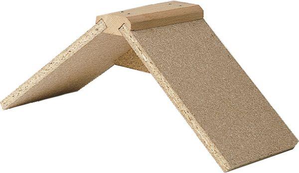 Sitzbrettchen aus Holz (10 Stück) - Bild 1