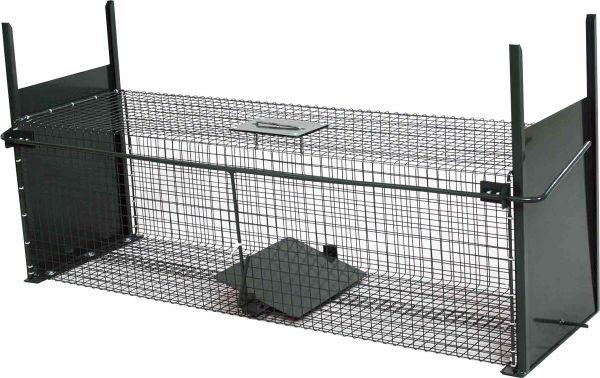 Trap - Double Entrance (100 x 22 x 26 cm)