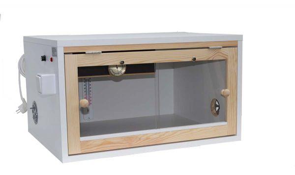 Aufzuchtbox für Papageien (65x52x37cm)