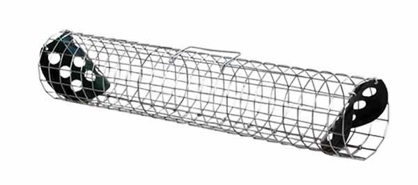 Trap for rabbits (tube) 60 cm, Ø 15 cm