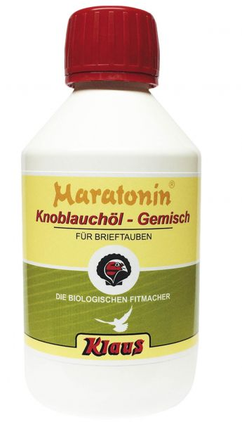 Garlic oil Maratonin (250ml)