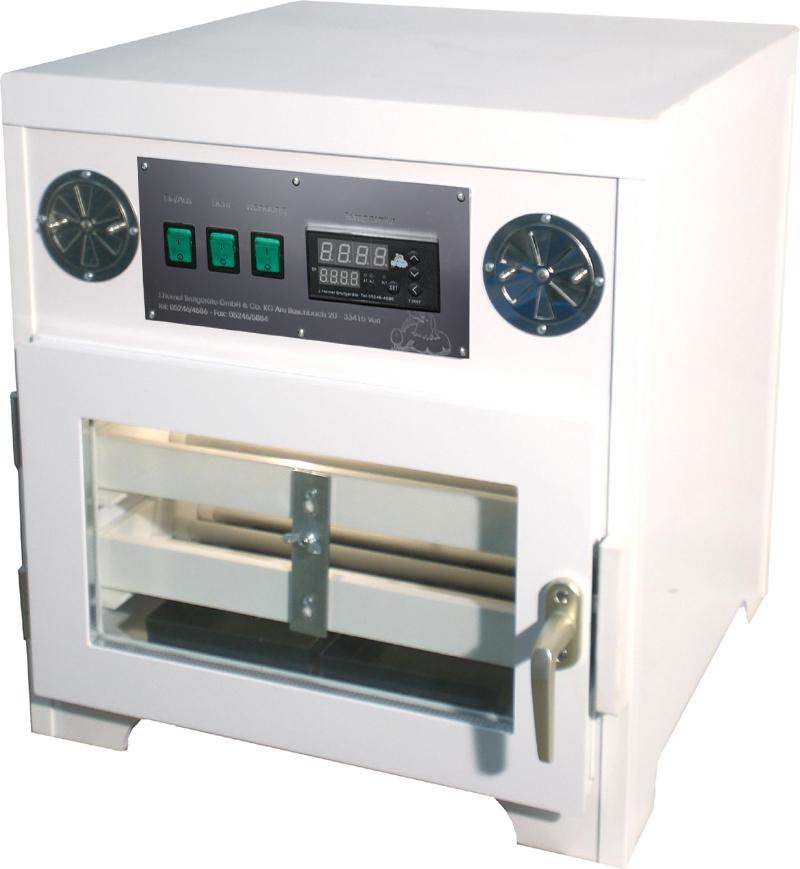 brutmaschine mit vollautomatischer wendung