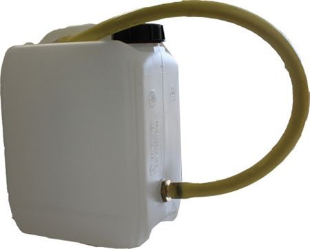 Water can with hose connection 5 l