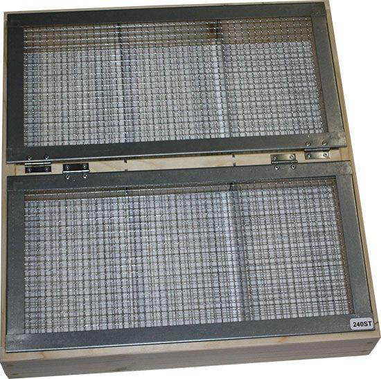 Stammschlupfhorde 45 x 41,5 cm - Bild 1