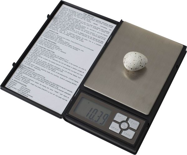 Egg scales digital - (from 0 - 500 g)