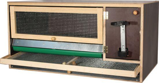 Legebox für Wachteln - Bild 1
