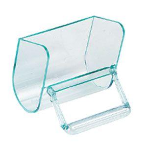 Plastiknapf für Vorsatzgitter - Bild 1