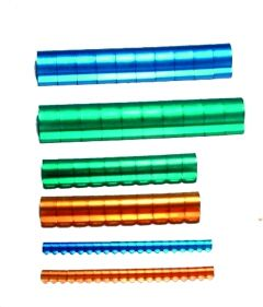 Anklemmringe für Exoten - Ø 2,5 mm - Bild 1