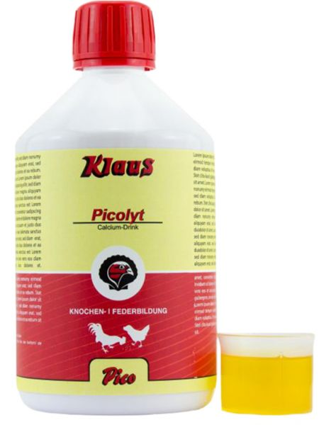 Picolyt-Calcium Drink (500ml)