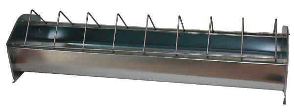 Futtertrog für Hühner, Puten und Gänse - 75 x 18 cm