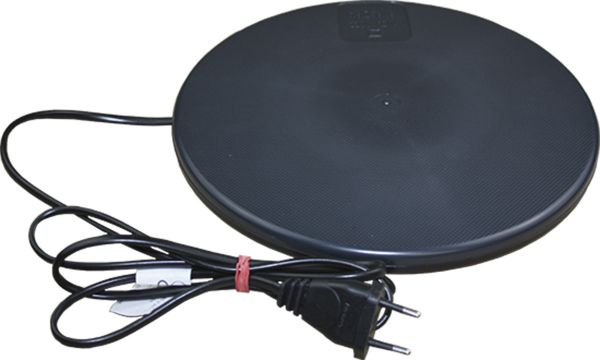 Heating plate without thermostat - Ø 24 cm
