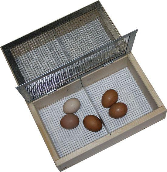 Stammschlupfhorde 33,5 x 41,5 cm - Bild 2