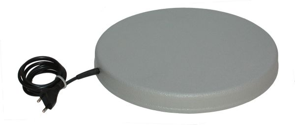Heating plate for drinkers without thermostat - Ø 33 cm