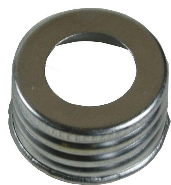 Schraubkappe aus Aluminium