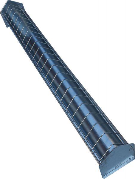 Futtertrog für Junghennen - 75 x 10 cm