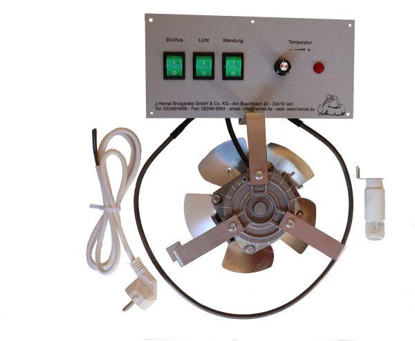 Einbausatz - analog inkl. Montageplatte