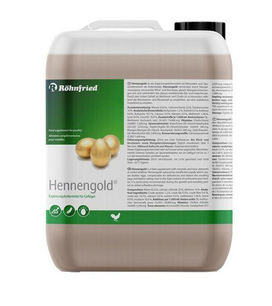 Hennengold Mineralfutter flüssig (5000ml)