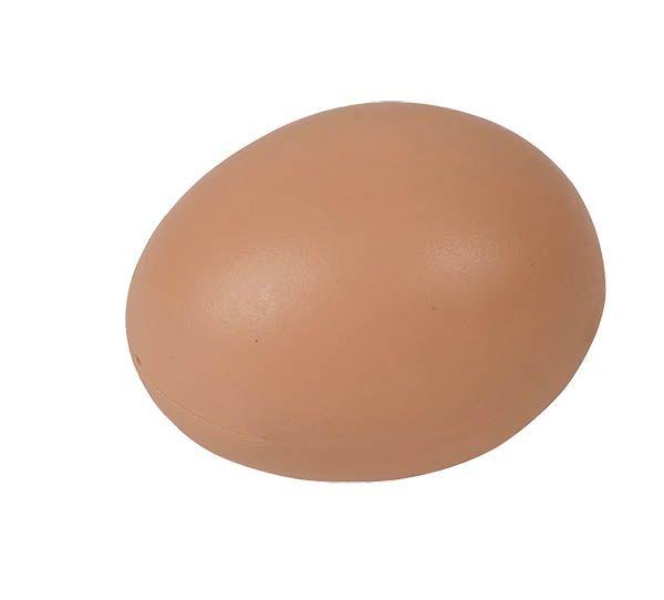 Eier - Hühner - braunes Kunststoff