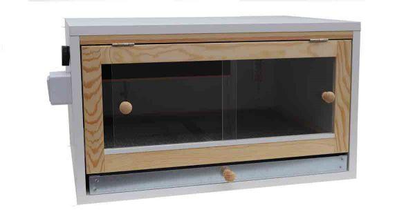Aufzuchtbox für Küken 65 x 52 x 37 H cm