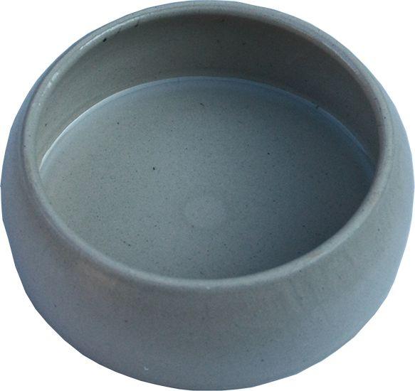 Futternapf aus Ton, glasiert - 250 ml