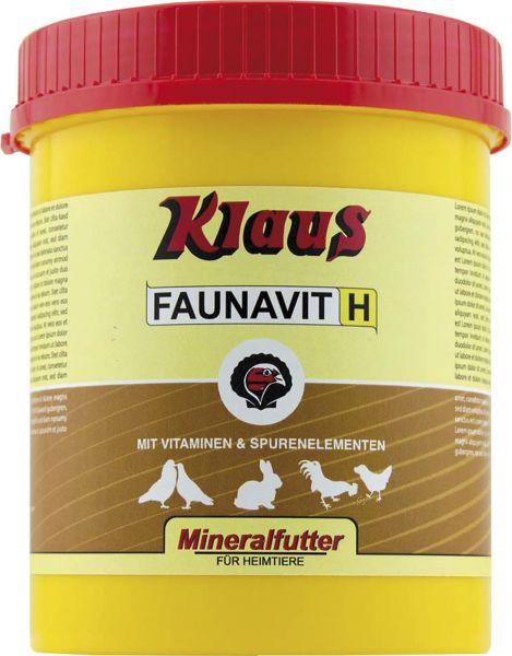 Faunavit H (1000g)
