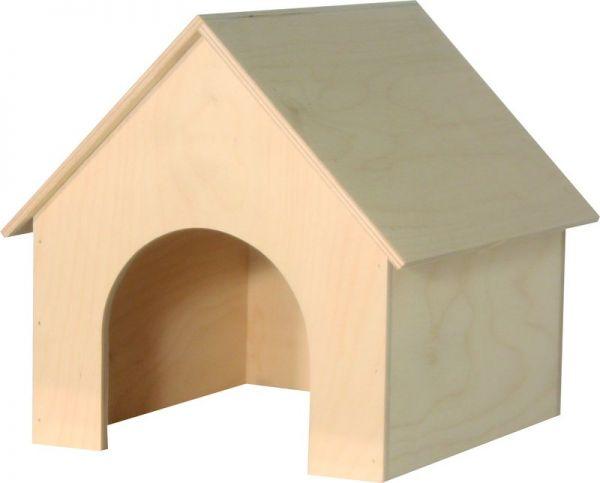 Nagerhaus mit Spitzdach - Bild 1