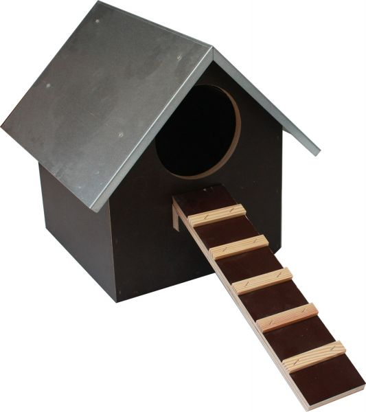 Breeding house for ducks