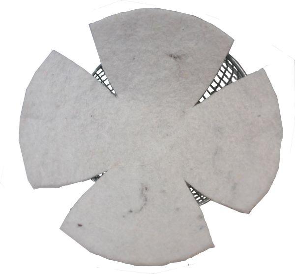 Inlay for nest pans (felt)