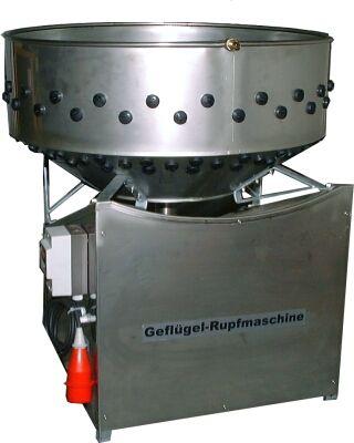 Nassrupfmaschine - 400 Volt - Edelstahl - Bild 1