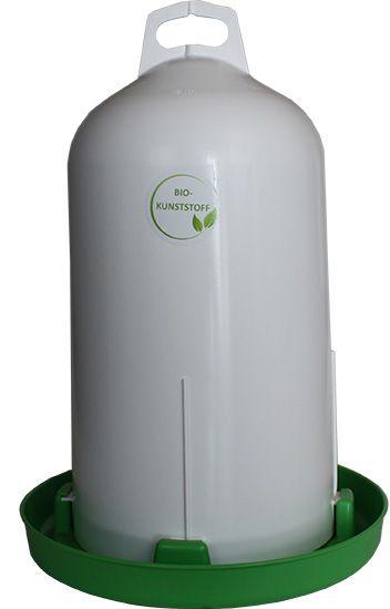 Doppelzylindertränke aus Bio Kunststoff (12L)