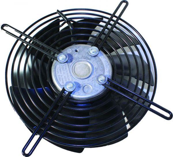 Umluftventilator mit Schutzgitter ø 20 cm - Bild 1