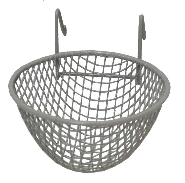 Nest pan for canaries - wire mesh