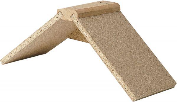 Perch board - wood (1 pc)