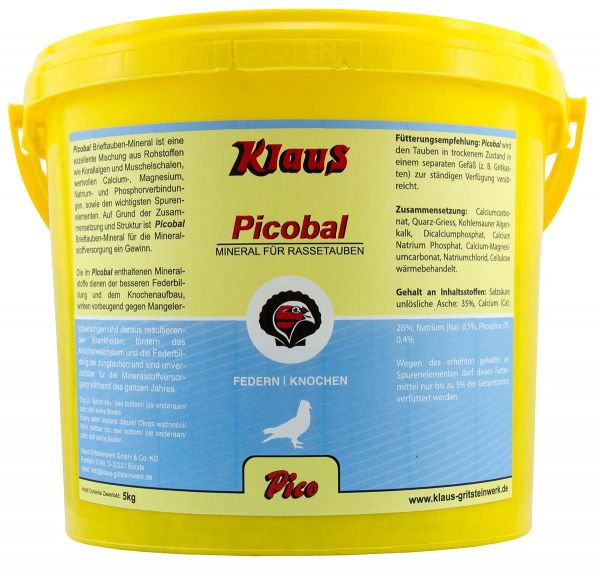 Picobal - mineral mixture (5000g)